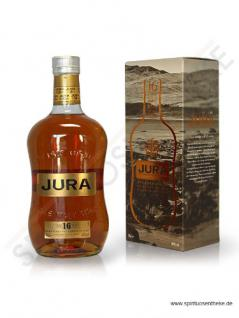 Jura - Diurachs' Own 16 Years Single Malt Scotch Whisky 40% - 0, 7l