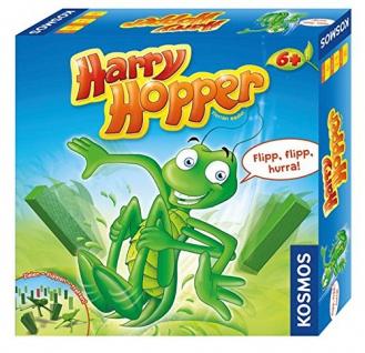Kosmos 697334 - Harry Hopper - Flipp Flipp Hurra, Geschicklichkeitsspiel