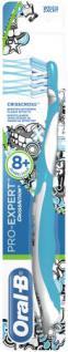 Oral-B Pro Expert Cross Action, Zahnbürste, ab 8 Jahre, 3er Pack