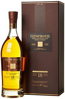 Glenmorangie 18 Jahre Highland Single Malt Scotch Whisky (1 x 0.7 l)