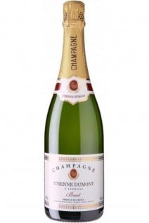 Etienne Dumont Champagne Trocken aus Frankreich Flasche 750ml - Vorschau