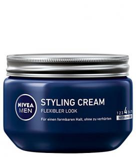Nivea Men Styling Cream, Flexibler Look, 4er Pack (4 x 150 ml)
