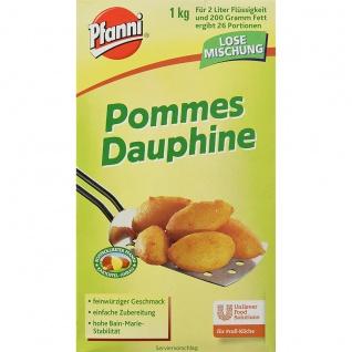 Pfanni Pommes Dauphine hochwertige Kartoffelbeilage fein würzig 1000g