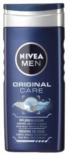 Nivea Men Original Care und Body Cleansing Pflegedusche 250ml