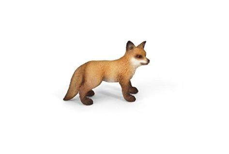 Schleich Red Fox, Jong