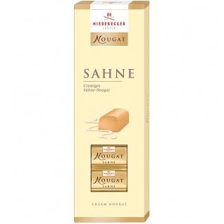 Niederegger Cremiges Sahne Nougat ein wahres Geschmackserlebnis 100g