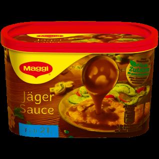 Maggi Jäger Sauce perfekt für Fleisch 200g 3er Pack