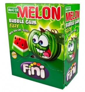 Bubble Gum Boom Watermelon Kaugummi mit Melonen Geschmack Display