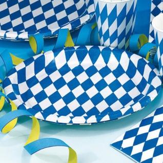 8 Party-Teller Bavaria