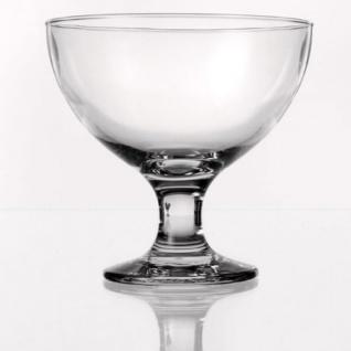 Eisschale Dessertschale Glasschale Monatana Serie PALMA 11cm