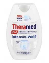 Theramed Zahncreme und Mundspülung Intensiv-Weiß 75 ml