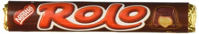 Nestle Rolo Schoko Praline mit Toffee Kern und Karamell Füllung 52g