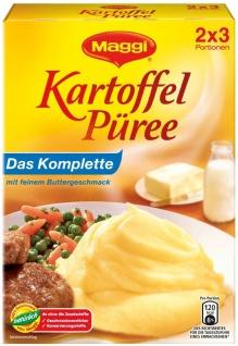 Kartoffelpueree mit Buttergeschmack 200g