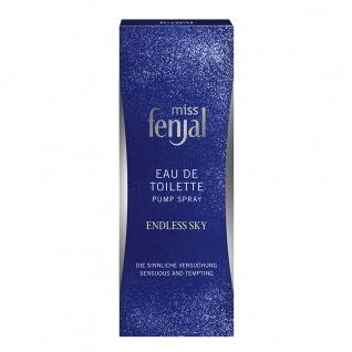 Miss Fenjal Eau de Toilette Endless Sky Pump Spray Vanille 50ml - Vorschau 2