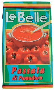 Le Belle Passata di Pomodoro passierte Tomaten 1000g