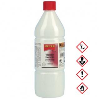 Meyer Wasch Benzin Entferner Reiniger für Fett Öl Teer 1000ml