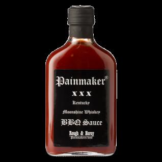 Painmaker Kentucky Moonshine Whisky BBQ Sauce Rough und Horny 200ml - Vorschau