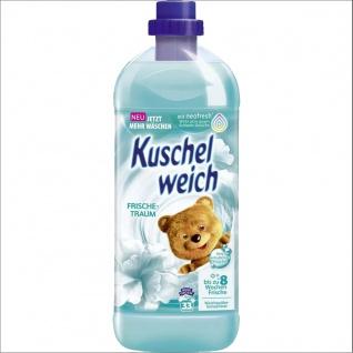 Kuschelweich Frischetraum Weichspüler für 33 Waschladungen 1L