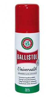 Ballistol Universalöl-Spray 21600 Aerosoldose mehrfarbig 100ml