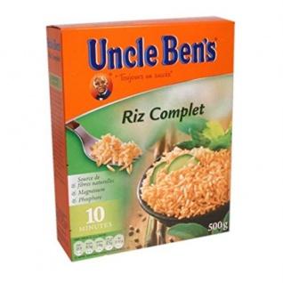 Uncle Ben's Natur-Reis 10 Minuten Lose 500 g