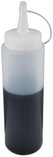 Assheuer und Pott Quetschflasche Durchmesser 5cm Höhe 18cm 200ml