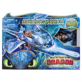 Amigo Dragons3 Ein feuer spuckender Drache Spielfigur 60cm ab 4 Jaren