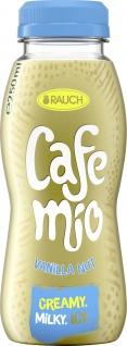 Rauch Cafe Mio Kaffee Vanilla Nuss Milchkaffee 250ml 12er Pack