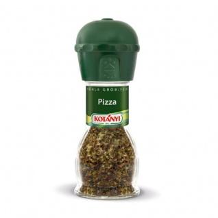 Kotanyi Kotanyi Pizzakräuter in einer praktischen Mühle 24g 10er Pack