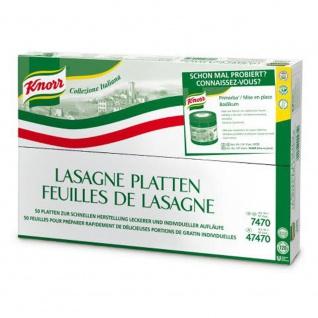 Knorr Collezione Lasagne Teigplatten aus Hartweizengriess 10000g