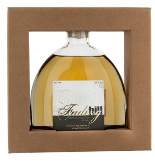 Birkenhof Fading Hill German Single Rye Whisky Holzfass gereift 700ml