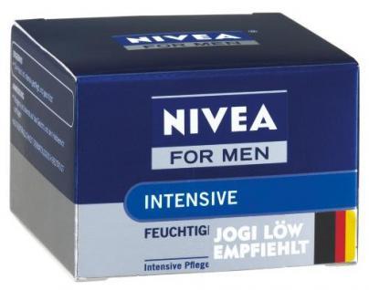 Nivea For Men Intensive Feuchtigkeitscreme, 50ml