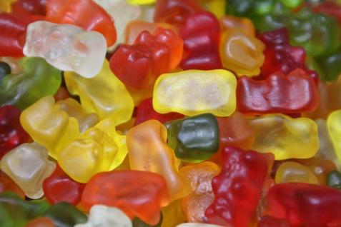 Haribo Goldbären in 6 verschiedenene Geschmacksrichtungen 175g