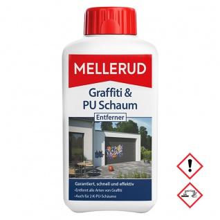 Mellerud Graffiti und PU Schaum Entferner Spezial Reiniger 500ml