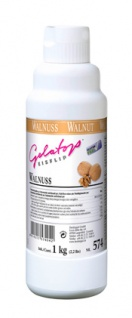 Dreidoppel Eisflip Walnuss mit 9 Prozent Walnussmark 1000 ml
