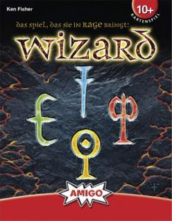Amigo Wizard das super aufregende Spiel das Sie in Rage bringt