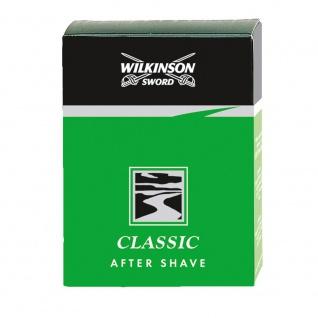 Wilkinson After Shave Classic Pflege für den Mann 100ml 5er Pack