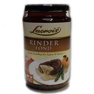 Lacroix - Rinder Fond Kraftbrühe - 400ml
