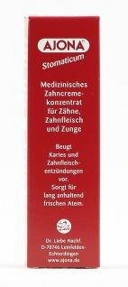 Dr. Rudolf Liebe Nachfolger Ajona Stomaticum medizinisches Zahncremekonzentrat, 3er Pack (3 x 25 ml)