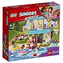 Lego Friends 10763 Stephanies Haus am See Spiele den ganzen Tag