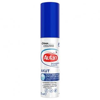 Autan Akut Gel Soforthilfe nach Insektenstichen 25ml 3er Pack