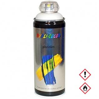 Dupli Platinum Spray Dose RAL 7035 lichtgrau seidenmatt 400ml