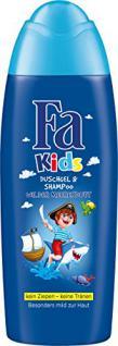 Fa Kids Duschgel & Shampoo Kids Pirat Wilder Meeresduft, 6er Pack (6 x 250 ml) - Vorschau