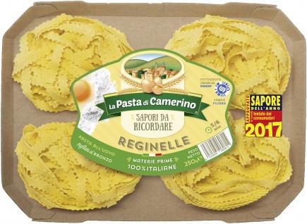 Pasta di Camerino Reginelle Eierteigwaren Frischeinudeln 250g