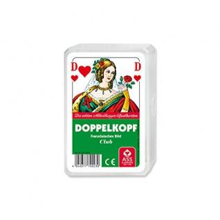 ASS Altenburger Spielkarten 70023 Doppelkopf französisches Bild