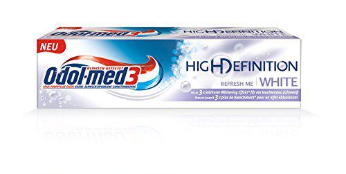 Odol med3 High Definition Refresh me White Zahncreme, 75ml