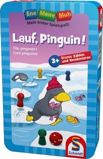Spiel M-Lauf Pinguin
