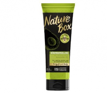 NATURE BOX BODY-PEELING AVOCADO 200 ML