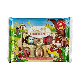 Lindt Kleine Oster Freunde Milchschokoladen Käfer 100g 2er Pack