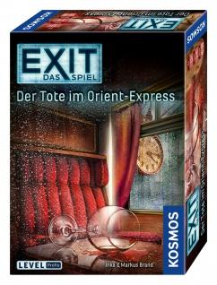 Exit Der Tote im Orient-Express