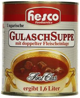 Gulaschsuppe Royal, 1er Pack (1 x 850 ml)
